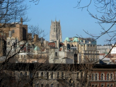 Riverside Church belltower